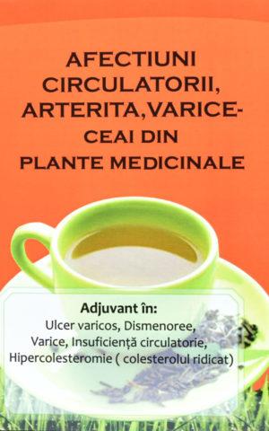 ceaiuri din plante varicoză