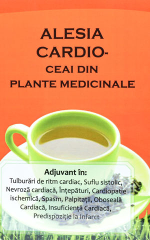 Ceai Cardio 250 g din plante medicinale