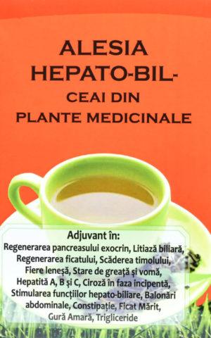 Ceai Hepato Bil 250 g plante medicinale