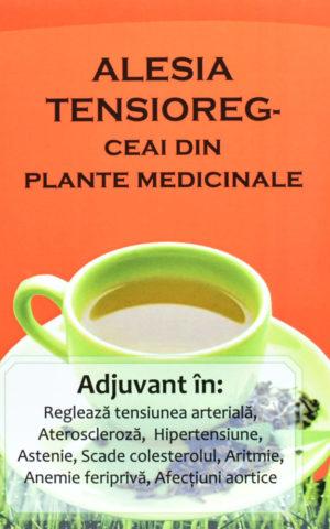 Ceai Tensioreg 250 g din plante medicinale