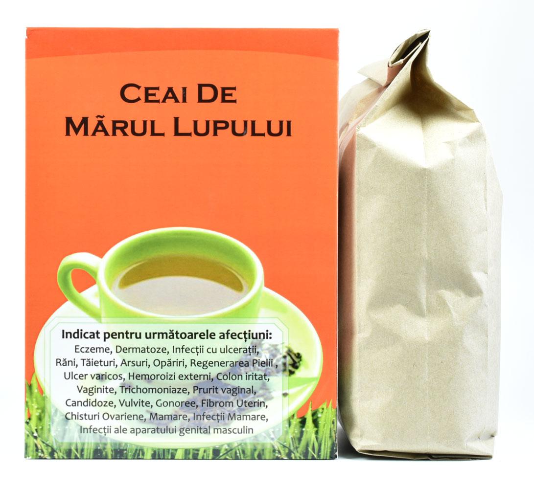 Ceai pentru afectiuni circulatorii, varice, artrite